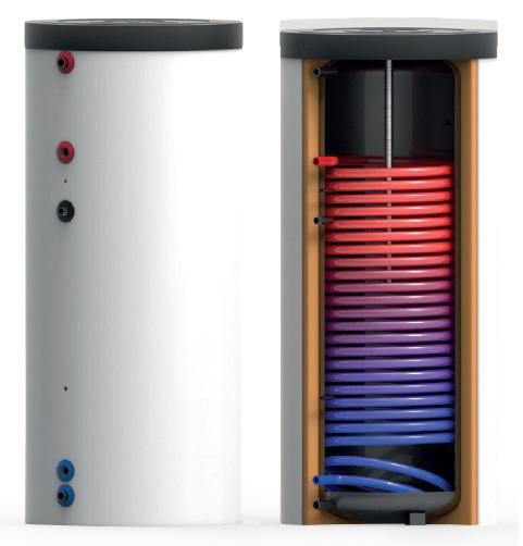 Boiler 150 litri TWS-1W