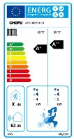 Pompe de caldura Clasa de eficienta